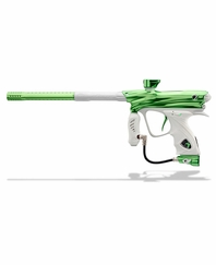 DYE 2011 DM11 Paintball Marker - Lime with White Parts