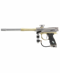 Proto 2012 Reflex Paintball Gun - Gray and Gold