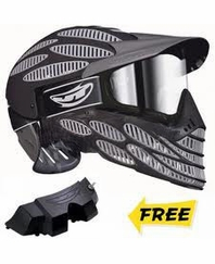 JT Flex 8 Head Guard with Vortex Fan – Grey