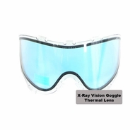 Thermal Lense for X-Ray Vision Goggles