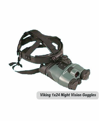 Viking 1x24 Night Vision Goggles