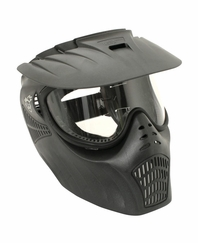 Extreme Rage X-Ray Single Lens Goggle Black