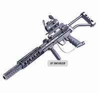 BT Paintball Gun Enforcer CQB Package with Marker