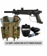 U.S Army Carver One Elite Power Package