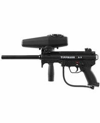 Tippmann 2011 A5 Paintball Marker - SS Egrip