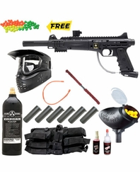 US Army Carver One Paintball Gun MEGA Set