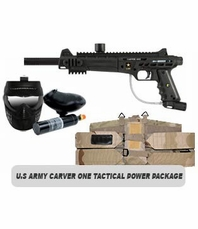 U.S Army Carver One Tactical Power Package