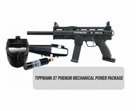 Tippmann X7 Phenom Mechanical Marker Basic Power Package