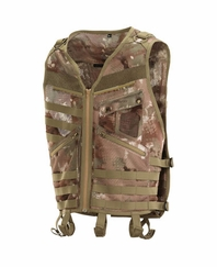Dye Tactical Molle Paintball Vest - DyeCam