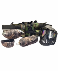 Ultimate Paintball Beginners Accessory Kit - Thermal Goggle