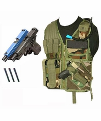 RAMX50 Vest Combo Package with Marker