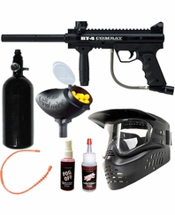 BT-4 Combat Beginner Marker Package 1 48ci 3000 psi HPA