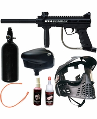 BT-4 Combat Beginner Marker Package 2 68ci 4500 psi HPA