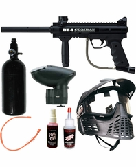 BT-4 Combat Beginner Marker Package 3 68ci 4500 psi HPA