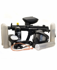 BT Delta Elite Complete Scenario Paintball Kit 48ci 3000 psi HPA Tank