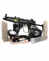 BT Delta Complete Scenario Paintball Kit 20 oz CO2 Tank