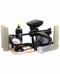 BT ERC Complete Scenario Paintball Kit 68ci 4500 psi HPA Tank