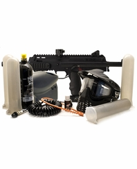 BT TM7 Complete Scenario Paintball Kit 48ci 3000 psi HPA Tank
