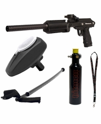 Empire Trracer Gettin Into Pump Play Paintball Marker Kit 13ci HPA Tank