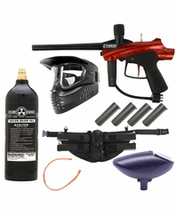 JT Cybrid Paintball Gun Package - Intermediate