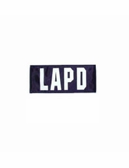 LAPD Patch - Small