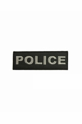 Police Patch - Small