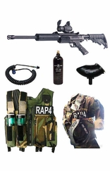 T68 Special Ops Action Package w/ Marker