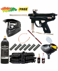 Piranha GT Refurbished Paintball Gun MEGA Set