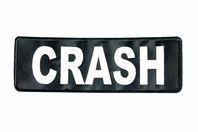 Crash Embroidery Patch - Large