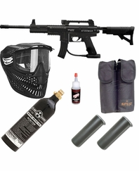 Kingman .50 cal Stormer Starter Package 12oz CO2 Tank