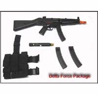 Delta Force Package with Marker