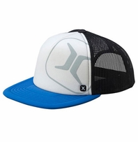 Invert Lifestyle ZE Trucker Hat - Blues
