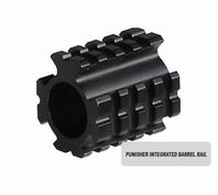 Punisher Integrated Barrel Rail for Tippmann A-5