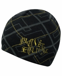 Planet Eclipse Chase Beanie - Black