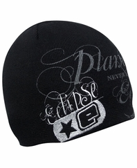 Planet Eclipse Swift Beanie - Black