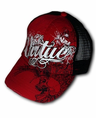 Virtue Destroyer Trucker Hat