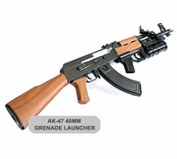 RAP4 AK47 40mm Grenade Launcher Package w/ Marker