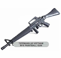 VietNam M16 Paintball Gun Package w/ Tippmann A-5