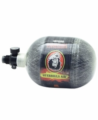 Guerilla Air 48ci 4500psi HPA Tank w/ Myth Regulator