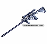 Sniper Package and Flexi-Air with Tippmann 98