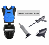 Large Paintball Field Starter Package