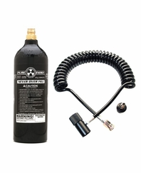 Coiled Remote and CO2 Tank Combo Specials