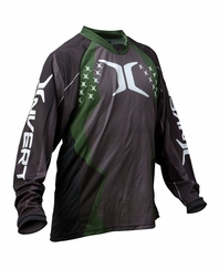 Invert ZE 2011 Prevail Series Jersey - Olive