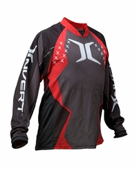 Invert ZE 2011 Prevail Series Jersey - Red
