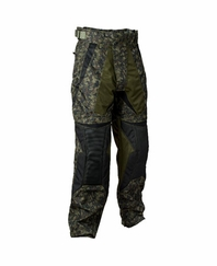 BT ZE Combat Scenario Paintball Pants - Woodland Digi