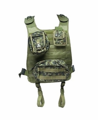 BT Field General Tactical Paintball Vest Combo
