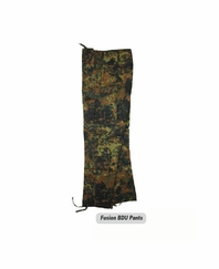 Fusion BDU Pants (German Flecktarn)