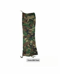 Fusion BDU Pants (Woodland)
