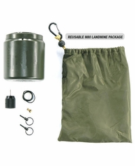 Reusable M80 Landmine Complete Package (2x)