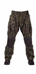BT 08 Professional Series Camo Paintball Pants